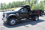 2018 F-550 Regular Cab DRW 4x4,  Air-Flo Dump Body #N7189 - photo 1