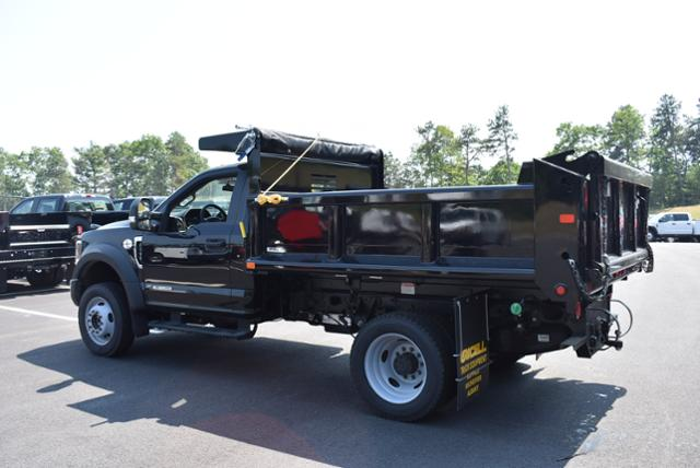 2018 F-550 Regular Cab DRW 4x4,  Air-Flo Dump Body #N7190 - photo 2