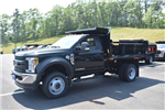 2018 F-550 Regular Cab DRW 4x4,  Air-Flo Dump Body #N7190 - photo 1
