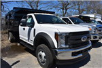 2018 F-550 Super Cab DRW 4x4, Landscape Dump #N7194 - photo 3