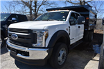 2018 F-550 Super Cab DRW 4x4, Landscape Dump #N7194 - photo 1