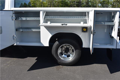 2018 F-350 Crew Cab DRW 4x4,  Service Body #N7198 - photo 8