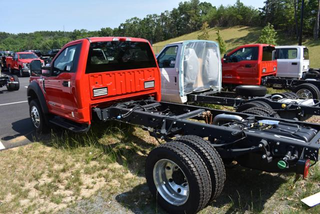 2018 F-550 Regular Cab DRW 4x4,  Cab Chassis #N7207 - photo 3