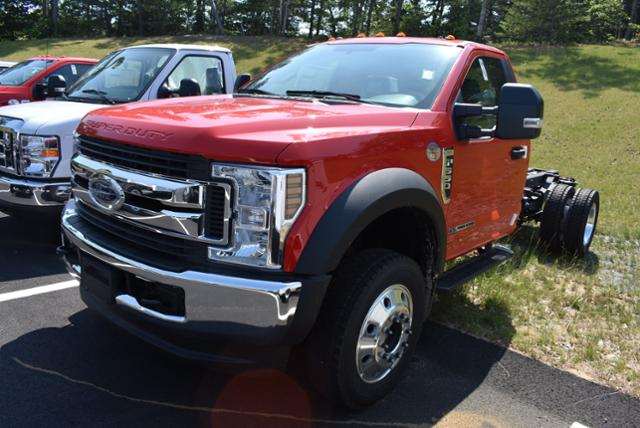 2018 F-550 Regular Cab DRW 4x4,  Cab Chassis #N7207 - photo 4