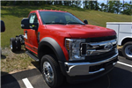 2018 F-550 Regular Cab DRW 4x4,  Cab Chassis #N7207 - photo 1