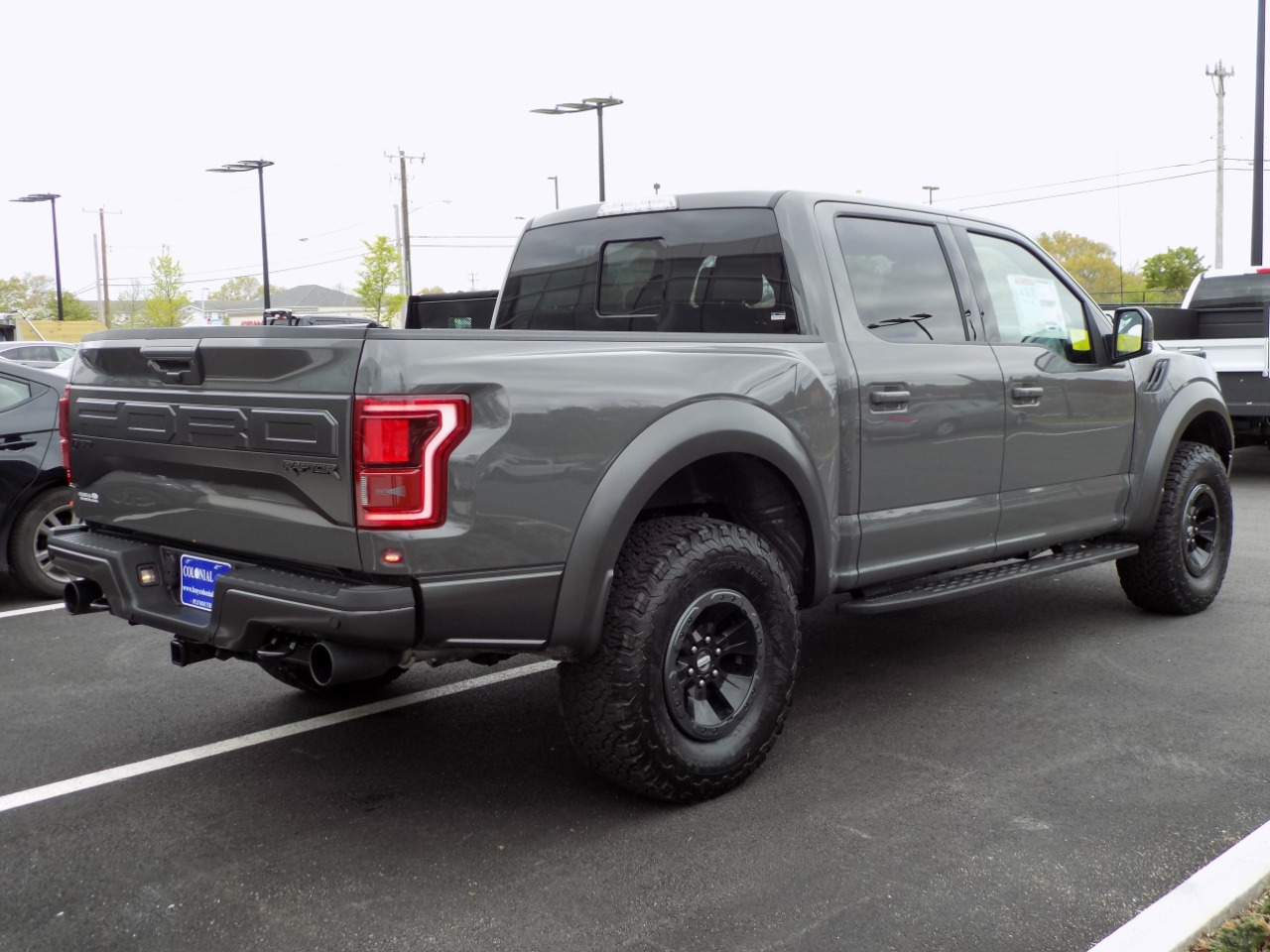 2018 F-150 SuperCrew Cab 4x4, Pickup #N7226 - photo 2