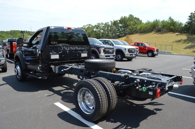 2018 F-550 Regular Cab DRW 4x4,  Cab Chassis #N7240 - photo 3