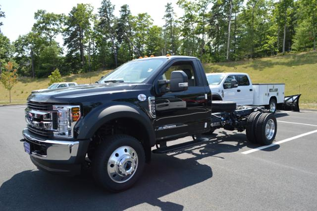 2018 F-550 Regular Cab DRW 4x4,  Cab Chassis #N7240 - photo 4
