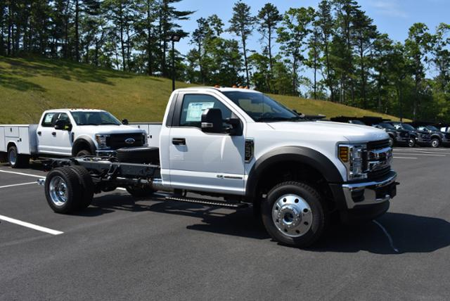 2018 F-550 Regular Cab DRW 4x4,  Cab Chassis #N7251 - photo 3