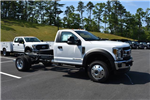 2018 F-550 Regular Cab DRW 4x4,  Cab Chassis #N7251 - photo 1