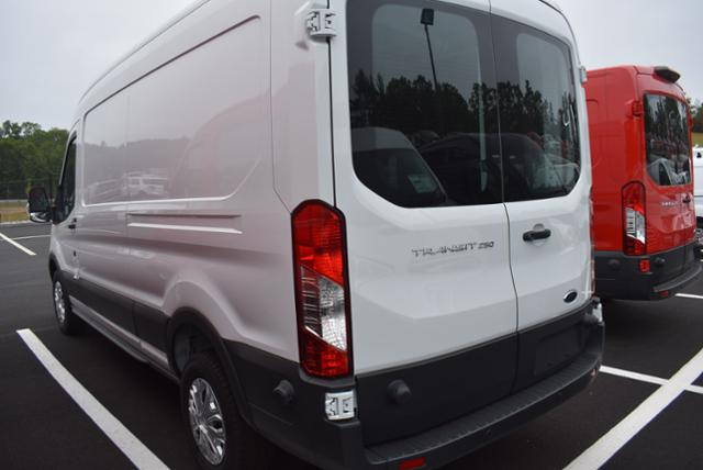 2018 Transit 250 Med Roof 4x2,  Upfitted Cargo Van #N7264 - photo 3