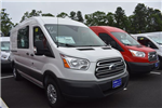 2018 Transit 250 Med Roof 4x2,  Upfitted Cargo Van #N7264 - photo 1