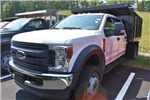 2018 F-550 Crew Cab DRW 4x4,  Reading Landscape Dump #N7268 - photo 1