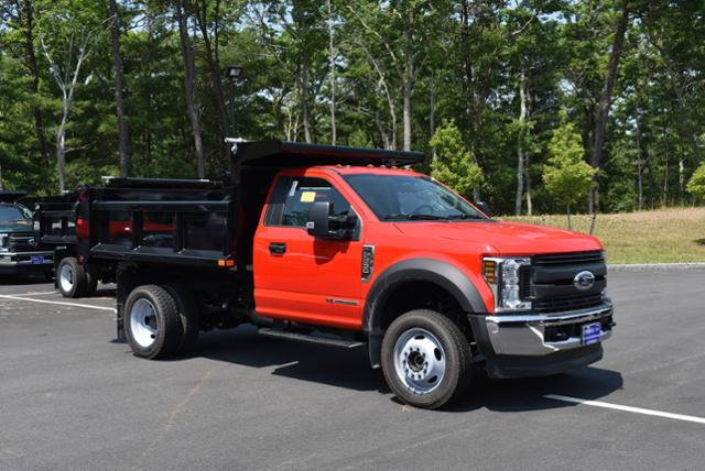 2018 F-550 Regular Cab DRW 4x4,  Air-Flo Pro-Class Dump Body #N7271 - photo 3