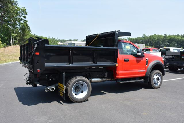 2018 F-550 Regular Cab DRW 4x4,  Air-Flo Dump Body #N7271 - photo 4