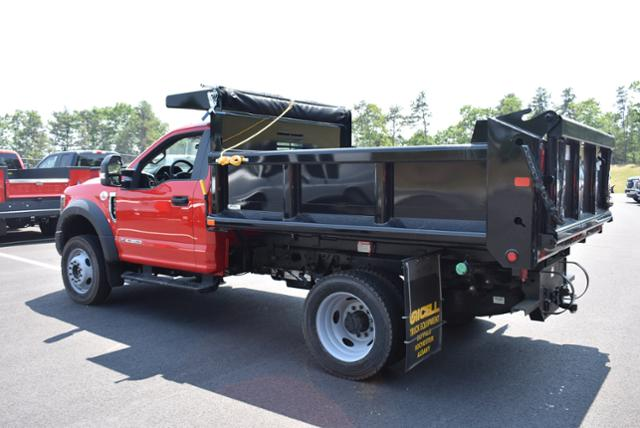 2018 F-550 Regular Cab DRW 4x4,  Air-Flo Dump Body #N7271 - photo 2