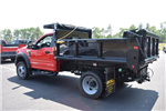 2018 F-550 Regular Cab DRW 4x4,  Air-Flo Dump Body #N7271 - photo 1