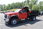 2018 F-550 Regular Cab DRW 4x4,  Air-Flo Pro-Class Dump Body #N7271 - photo 1