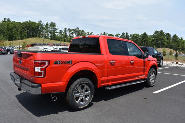 2018 F-150 SuperCrew Cab 4x4,  Pickup #N7276 - photo 4