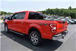 2018 F-150 SuperCrew Cab 4x4,  Pickup #N7276 - photo 1