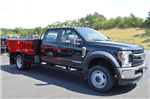 2018 F-450 Crew Cab DRW 4x4,  Cab Chassis #N7288 - photo 1