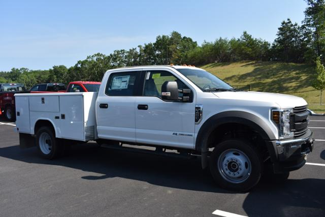 2018 F-450 Crew Cab DRW 4x4,  Service Body #N7289 - photo 3