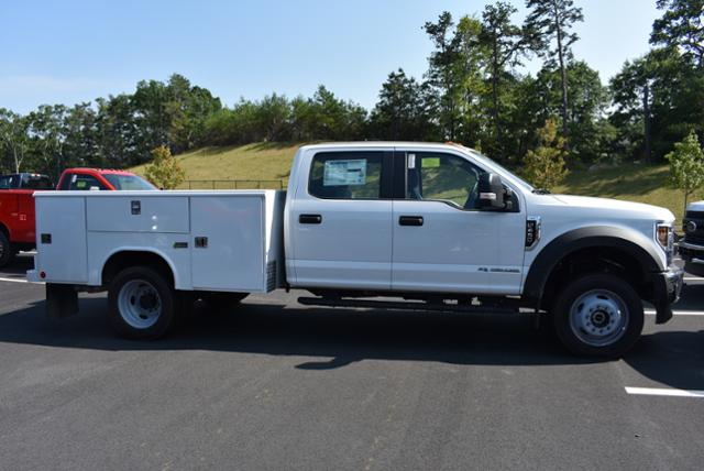 2018 F-450 Crew Cab DRW 4x4,  Service Body #N7289 - photo 4