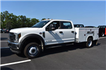 2018 F-450 Crew Cab DRW 4x4,  Service Body #N7289 - photo 1