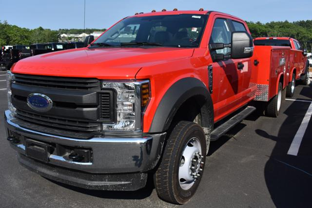 2018 F-450 Crew Cab DRW 4x4,  Service Body #N7290 - photo 4