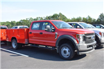 2018 F-450 Crew Cab DRW 4x4,  Service Body #N7290 - photo 1