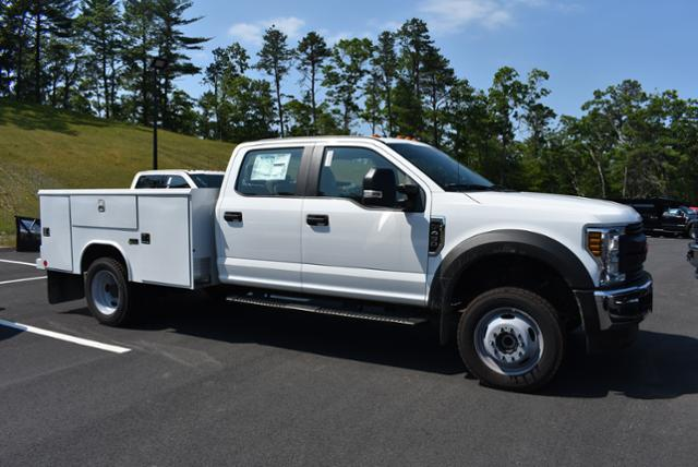 2018 F-450 Crew Cab DRW 4x4,  Service Body #N7291 - photo 3