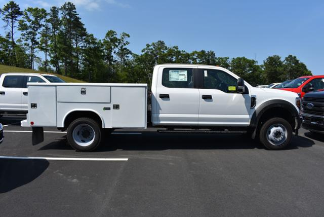2018 F-450 Crew Cab DRW 4x4,  Service Body #N7291 - photo 4