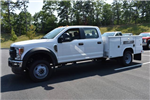 2018 F-450 Crew Cab DRW 4x4,  Service Body #N7291 - photo 1