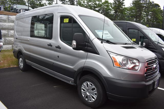 2018 Transit 250 Med Roof 4x2,  Empty Cargo Van #N7299 - photo 3