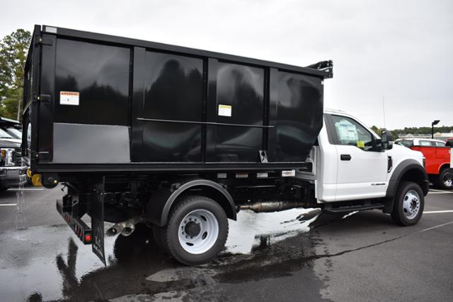 2018 F-550 Regular Cab DRW 4x4,  Landscape Dump #N7312 - photo 3
