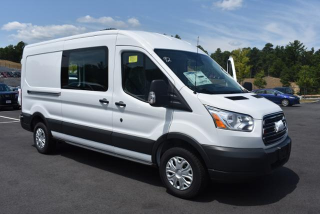 2018 Transit 250 Med Roof 4x2,  Empty Cargo Van #N7325 - photo 3