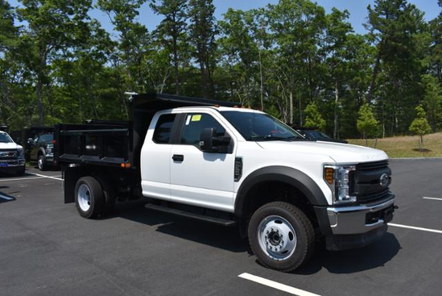 2018 F-550 Super Cab DRW 4x4,  Air-Flo Dump Body #N7334 - photo 3
