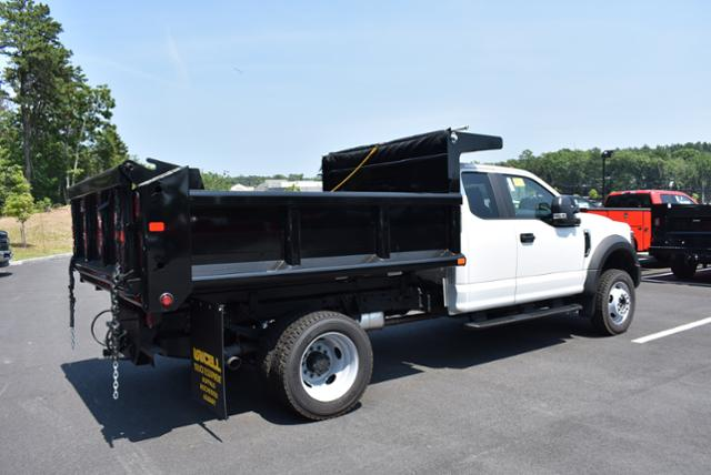 2018 F-550 Super Cab DRW 4x4,  Air-Flo Dump Body #N7334 - photo 4