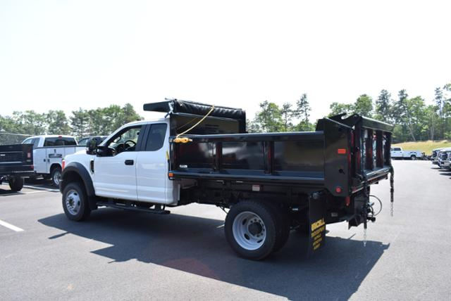 2018 F-550 Super Cab DRW 4x4,  Air-Flo Dump Body #N7334 - photo 2