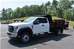 2018 F-550 Super Cab DRW 4x4,  Air-Flo Dump Body #N7334 - photo 1