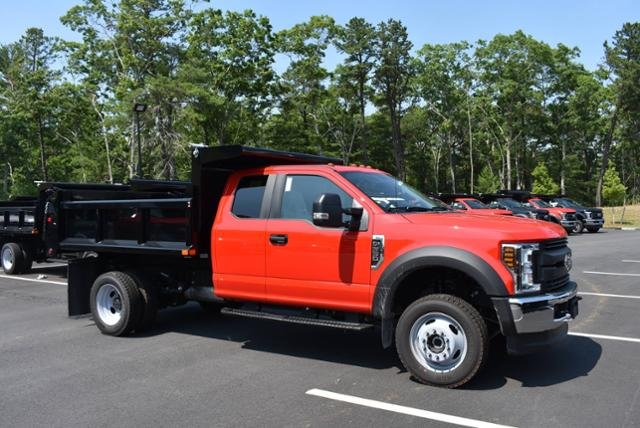 2018 F-550 Super Cab DRW 4x4,  Dump Body #N7335 - photo 3