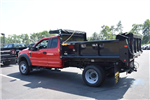 2018 F-550 Super Cab DRW 4x4,  Air-Flo Dump Body #N7335 - photo 1