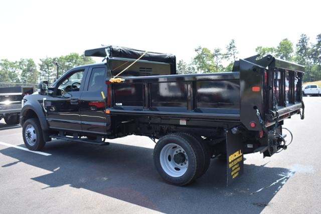 2018 F-550 Super Cab DRW 4x4,  Air-Flo Dump Body #N7336 - photo 2