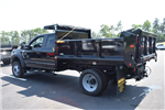 2018 F-550 Super Cab DRW 4x4,  Air-Flo Dump Body #N7336 - photo 1