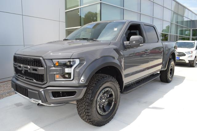 2018 F-150 SuperCrew Cab 4x4,  Pickup #N7337 - photo 4