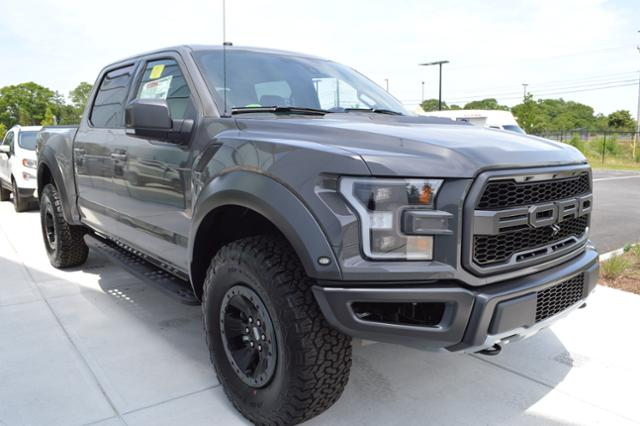 2018 F-150 SuperCrew Cab 4x4,  Pickup #N7337 - photo 3