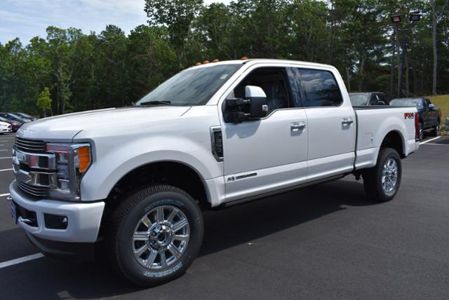 2018 F-350 Crew Cab 4x4,  Pickup #N7347 - photo 4