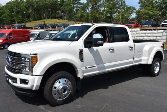 2018 F-450 Crew Cab DRW 4x4,  Pickup #N7369 - photo 4