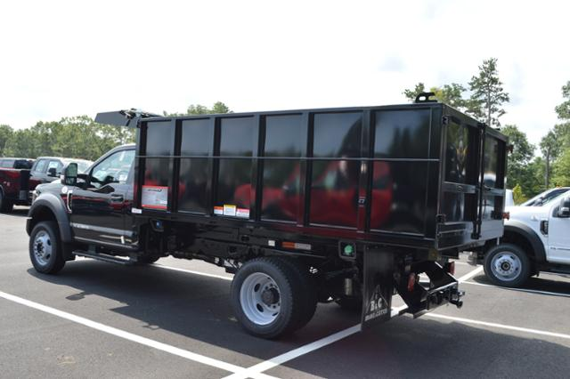 2018 F-550 Regular Cab DRW 4x4,  Reading Landscape Dump #N7387 - photo 3