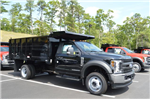 2018 F-550 Regular Cab DRW 4x4,  Reading Landscape Dump #N7387 - photo 1
